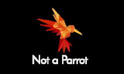 Not a Parrot